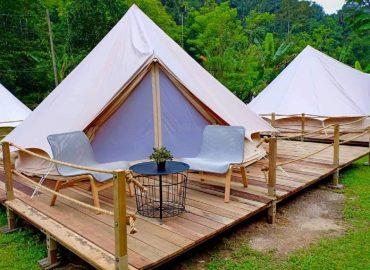 Canopy Villa Glamping Park, Pahang