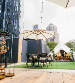 Castra by Colony: Glamping In The City, Kuala Lumpur