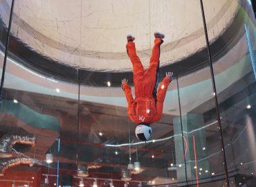 AirRider Indoor Skydiving, Selangor