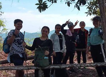 Bukit Nomburungui Trail, Sabah