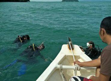 Aquabase Scuba Diving, Sarawak