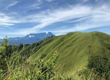 Bukit Bendera Trail Kota Belud, Sabah